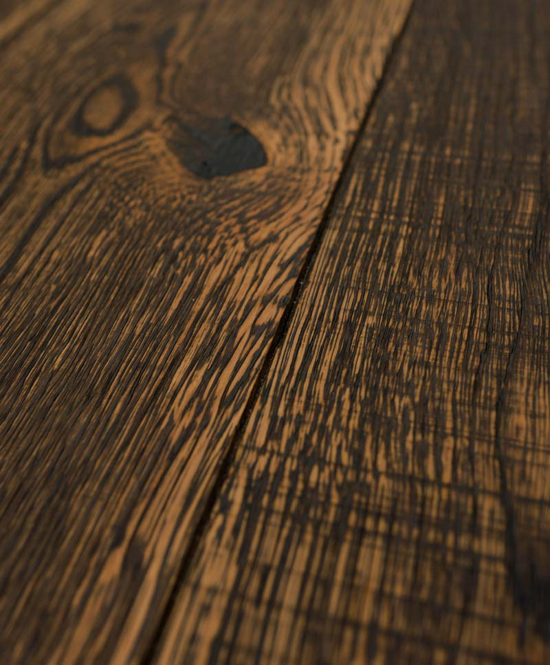 Parquet en chêne massif : solidité et durabilité
